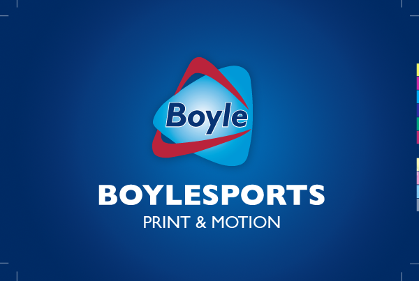 Boylesports print/motion